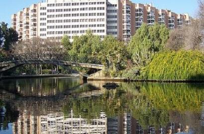 Parque de Los Principes - Distrito Los Remedios