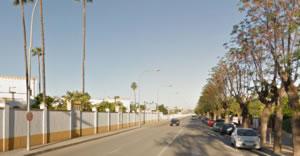 Avenida García Morato
