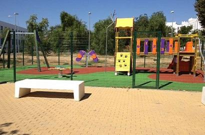 parque infantil nueva tablada