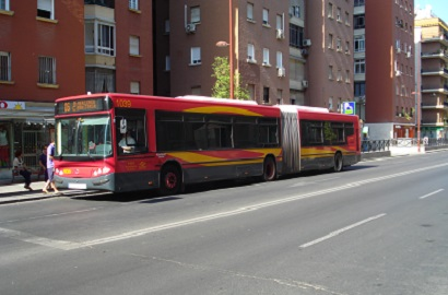 autobus tussam